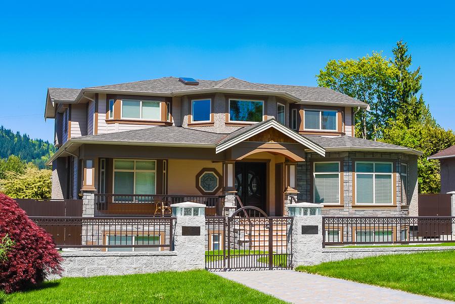 beautiful photo of a property